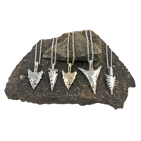 Arrowhead pendants four winds jewelry selection of arrowhead pendants aloadofball Choice Image